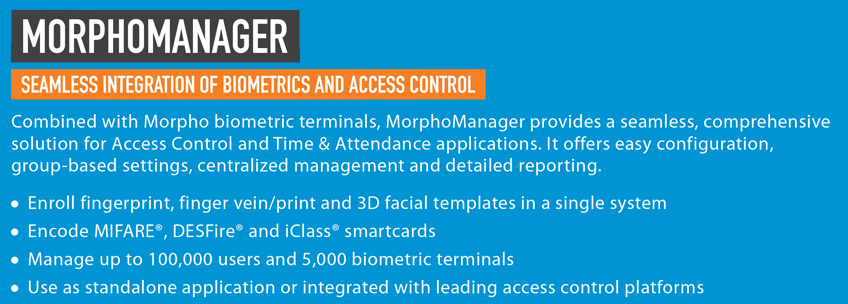 access_control_system_security_solutions_product_brand_safran_morpho_singapore_morphomanager