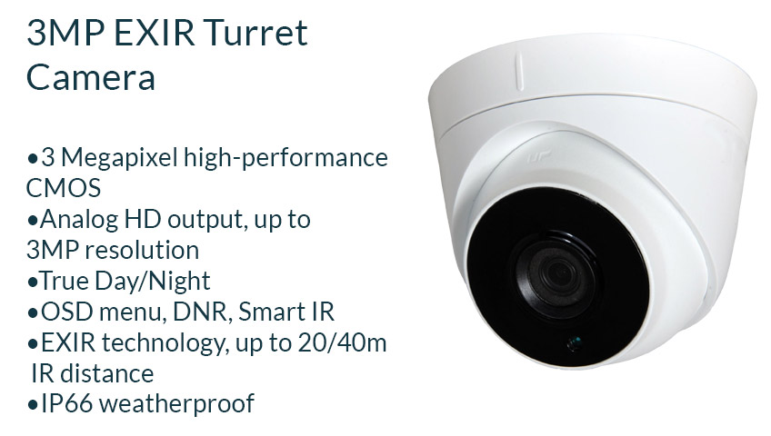 cctv_security_surveillance_camera_system_3_megapixel_analog_hd_exir_turret_camera