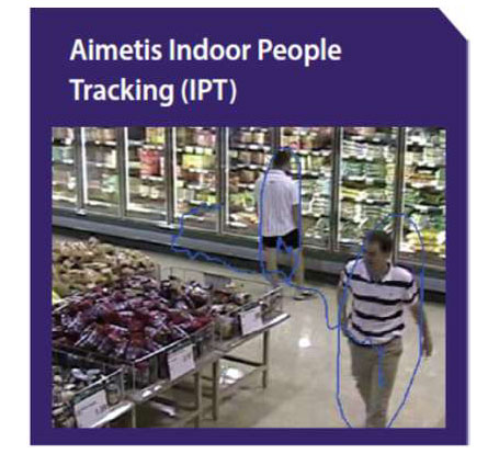 cctv security surveillance camera system security solutions supplier brand aimetis singapore indoor people tracking system