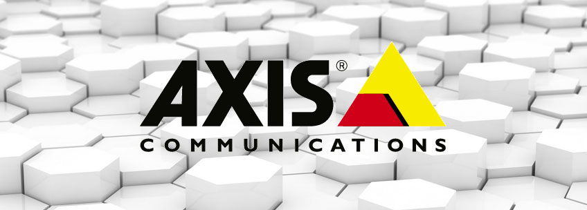 cctv security surveillance camera system security solutions supplier brand axis communications singapore