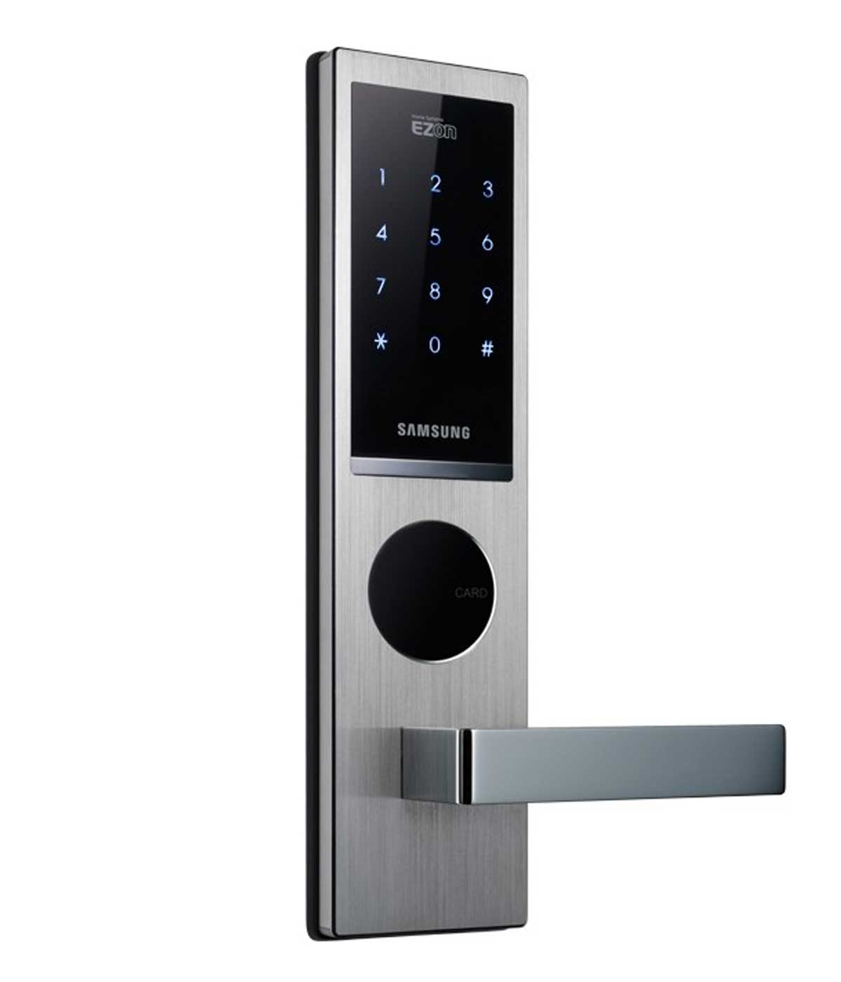 digital door lock system security solutions samsung shs 6020 singapore