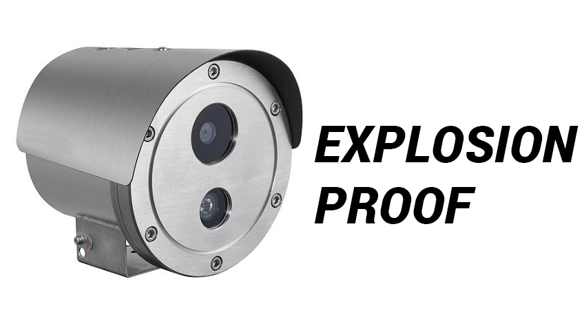 Explosion Proof Anti Corrosion Cctv Systems Singapore
