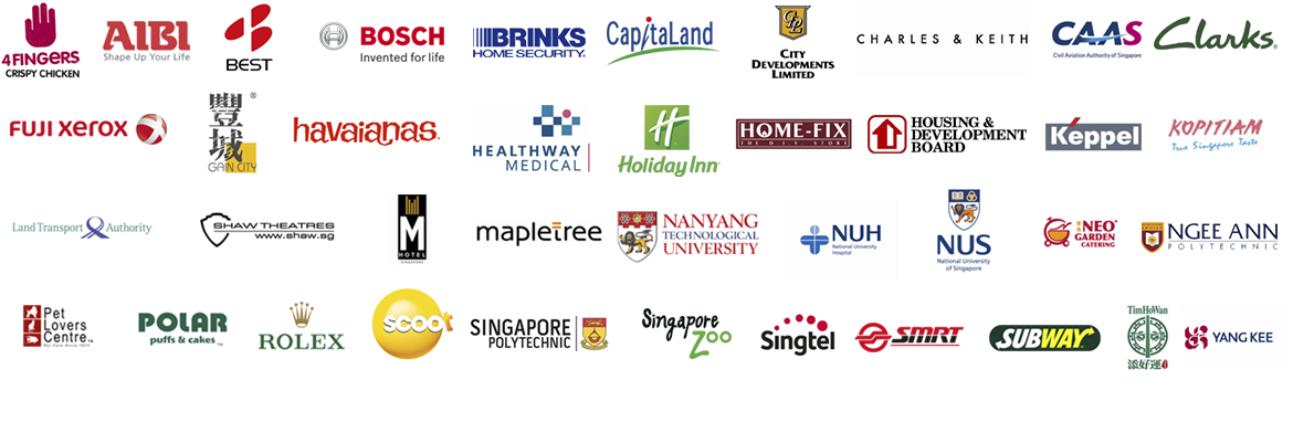 innotec solutions security systems singapore clientele list