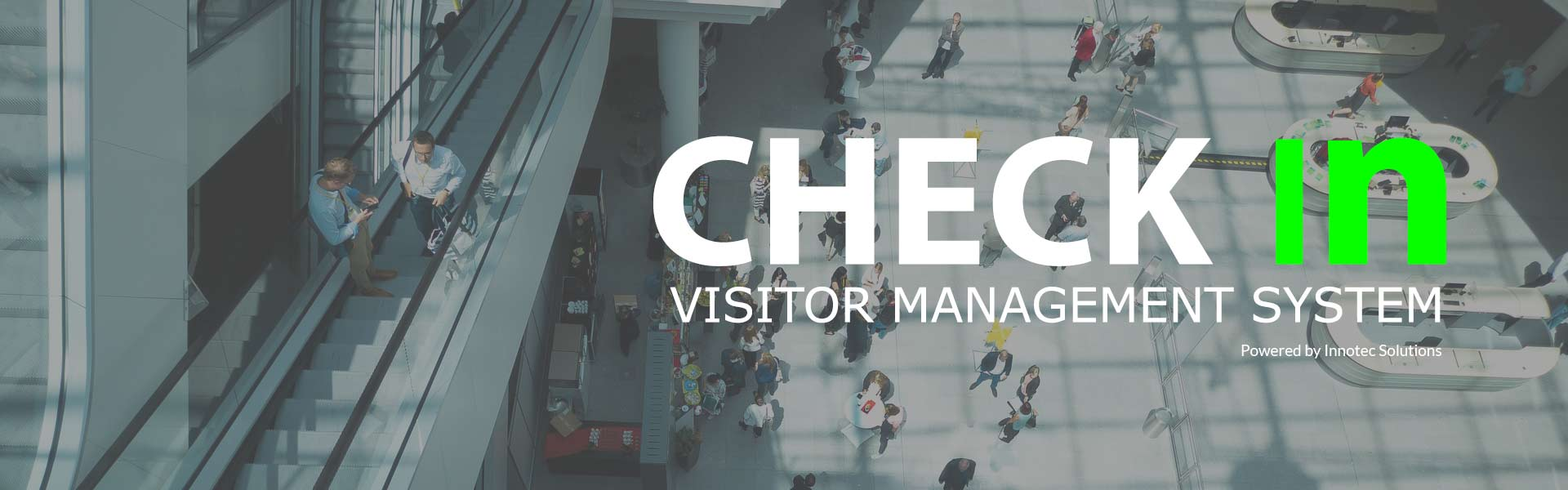 visitor management system check in security systems business buildings in singapore