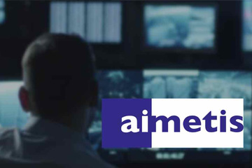 visitor monitoring security solutions video analytics aimetis
